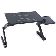 Laptop Stand Riser Lap Tray Portable Table Adjustable Foldable Folding Desk