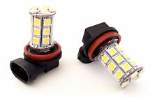 H11 LED/SMD Fendinebbia con 27 LED Xenon Bianco BMW e60 BERLINA 5er