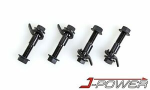 J-Power FRONT Camber Alignment Kit Cam Bolt 12mm Import or Domestic