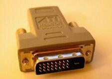Genuine AMD ATI DVI to HDMI Audio Video Adapter