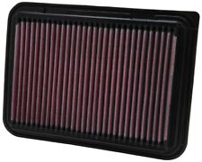 K&N 33-2360 Drop-In Replacement Air Filter Element 2007-2017 Toyota Corolla