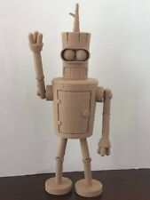 """3D Printed Wooden Bender - ~7.5"""" Tall - Free Shipping!"""
