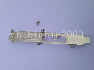 Full Height Bracket for Emulex LPE11002, LP11002 4GB FC Card 9827-0004