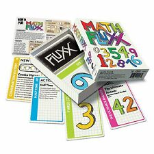 Math Fluxx Card Game Looney Labs The Ever-Changing Card Game LOO 077