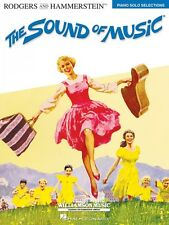 The Sound of Music Sheet Music Piano Solo Selections NEW 000313214