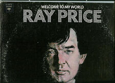 LOT OF 12 RAY PRICE LPs 33 1/3 RPM VINYL NO DUPLICATES IN LOT SEE LIST