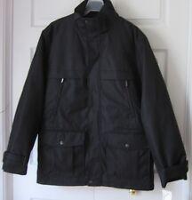 NWT Michael Kors 2 in 1 Mens Black Winter thur Sping Jacket Coat M