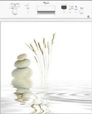Adesivo lavastoviglie elettrodomestici decocrazione cucina Sassi 60x60cm ref 032