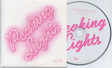 PEAKING LIGHTS Lo Hi 2012 UK 2-trk promo CD radio edit Domino
