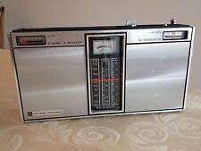 Vintage National Panasonic R-358B AM SW Radio