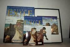 MYST III EXILE GIOCO USATO OTTIMO STATO PC CDROM ED ITA PAL BIG BOX FR1 51245