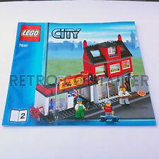 LEGO Istruzioni Originali - Instructions - 7641 - City Corner Book 2 (2009)