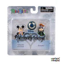 Kingdom Hearts Minimates Series 1 Mickey Mouse & Goofy