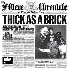 Jethro Tull - Thick As A Brick (NEW CD)