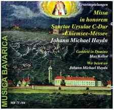 Johann Michael Haydn: Chiemsee-Messe, Missa in honorem Sanctae Ursulae C-Dur
