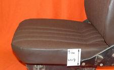 1 Sitzbezug, Stoff braun, UNIMOG U1000- U2450 hinten abgespannt, Nr4,auch MB SK