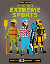 Lisa Jane Gillespie-Extreme Sports BOOKH NEW