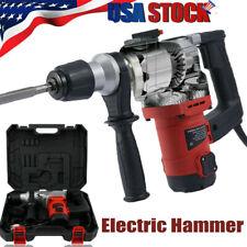 1050w Heavy Duty Electric Demolition Jack Hammer Concrete Breaker