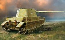 1/35 Dragon 6824- German  WWII Expermental Panzer IV w panther F turret,  model.