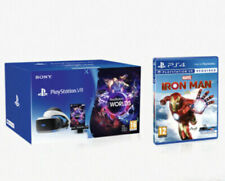 PLAYSTATION VR STARTER PACK WITH IRON MAN VR