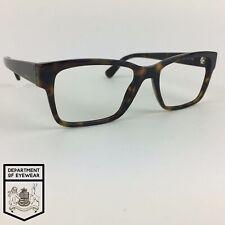 PRADA eyeglasses TORTOISE SQUARE glasses frame MOD: VPR 15V 2AU-1O1