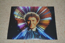 COLIN BAKER signed Autogramm 20x25 cm In Person DOCTOR WHO