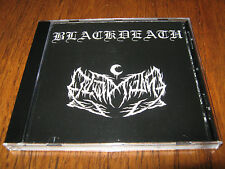 "LEVIATHAN / BLACKDEATH ""Split"" CD  xasthur weakling"