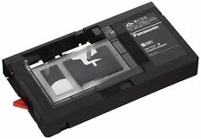 Panasonic VHS cassette adapter VW-TCA7 With Tracking from JAPAN