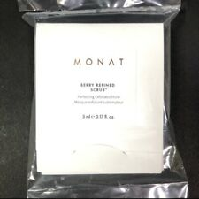Monat Berry Refined Scrub Cleanser 0.17 fl oz 5 samples