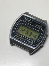 Casio A653 80 Very Rare Digit Vintage Watch Collectible Work