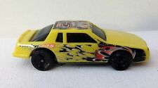 "Hot Wheels 1988 Chevy Stocker Yellow black 3sp variation ""5 Flash Stocker"" China"