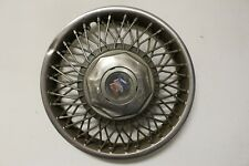 "OEM 14"" Wire Type Hub Cap Wheel Cover 25531010 1987-88  Buick LeSabre (W136)"