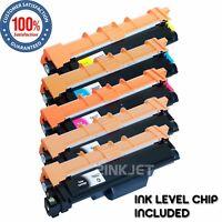 5PK TN227 TN-227 Toner Cartridges for Brother MFC-L3710CW HL-L3210CW HL-L3230CDW