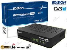 Modulatore Video RF Edision Xtend ingresso HDMI uscita Digitale Terrestre DVB-T