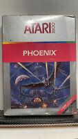 PHOENIX Atari 2600 Brand New NOS Factory Sealed Game W/ Atari DC Comic NIB