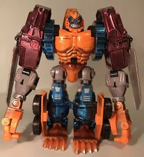 Transformers Beast Wars Transmetals Optimal Optimus Prime Primal As-Is Super