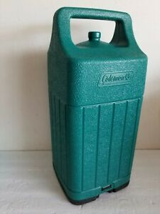 Coleman 200A 288 286 285 282 Small Lantern Green Hard Carry Case Excellent