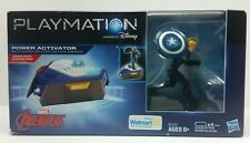 Playmation Power Activator with Captain America Figure- Exclusive