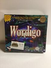 WORDIGO A New Twist On Crossword Board Game Dr. Toy Winner Hall of Fame Ages 8+