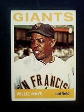 1964 Topps Willie Mays  #150, San Francisco Giants, SF, EX/NM