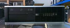 HP COMPAQ 6005 PRO SFF PC AMD AthlonII X2 3.4GHz CPU 2GB - 250GB-DVD-RW