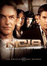 NCIS Naval Criminal Investigative Service Season 1 Brand New DVD