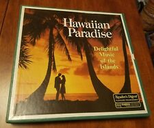READERS DIGEST  HAWAIIAN PARADISE 5 LP Record Set