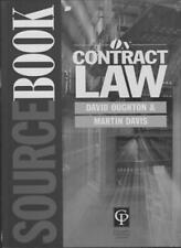 Sourcebook on Contract Law,Oughton