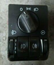 VAUXHALL ASTRA G MK4 HEADLIGHT SWITCH 11643Z00