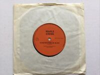 "Maple Creek: Glass Bottom C.B. Blues / Where Is The Sun. 7"" Vinyl  Free UK Post"