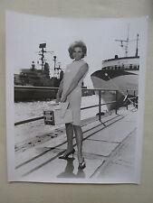 PHOTO PRESSE BOURGET 1967 RYAN AERONAUTICAL RECEPTEUR OMEGA SHIP HIPPENSTEEL