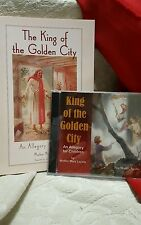 SAVE on the Set King of the Golden City Book and Audio Book CD