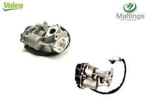range rover tdv8 egr valves 3.6 tdv8 range rover+ range rover sport lr018321 322