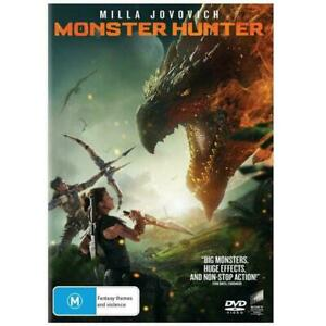 Monster Hunter BRAND NEW Region 4 DVD